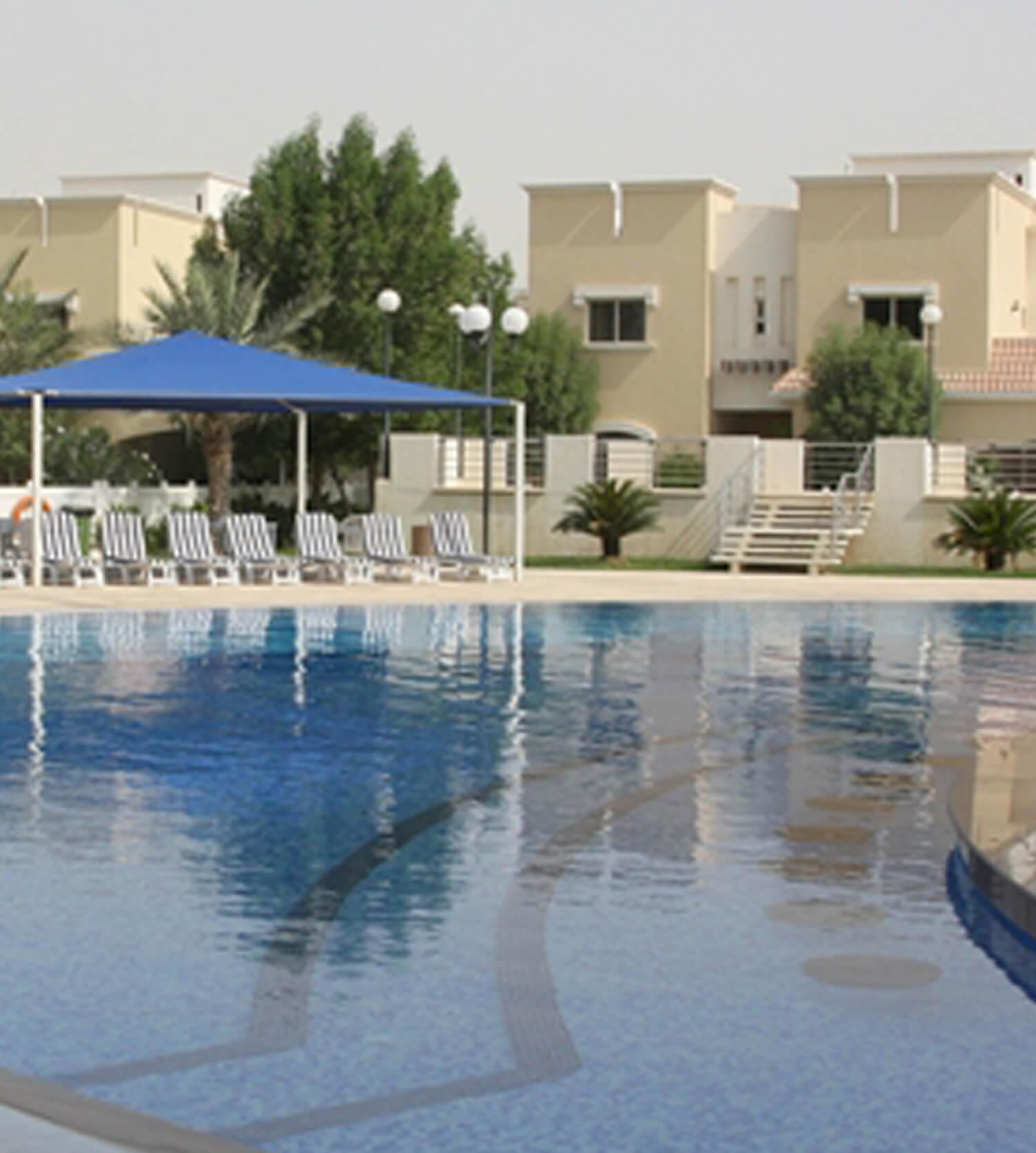 Golf Gardens Compound Doha